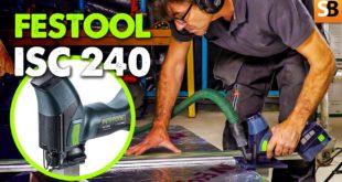 Festool ISC 240 – Cutting Insulation Like a Dream