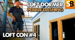 Loft Dormer Unusual Exterior Finish ~ LoftCon #4
