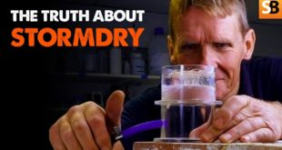 Vapour Permeability & The Truth About Stormdry