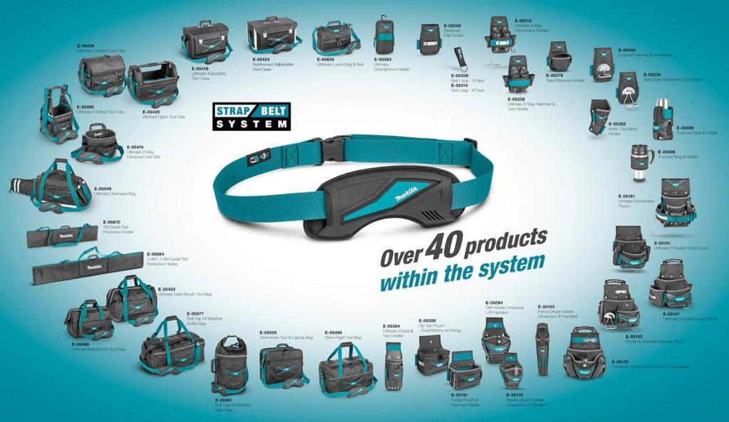 Makita Accessories Graphic