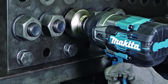 Makita TW001G 40v Brushless Impact Wrench 2