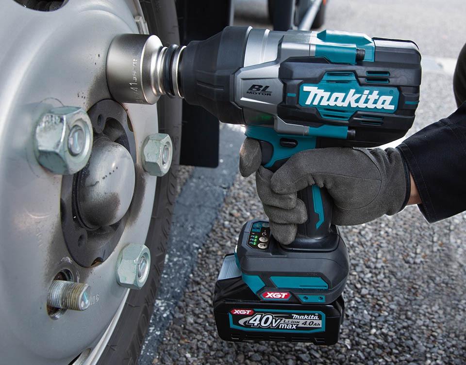 Makita TW001G 40v Impact Wrench