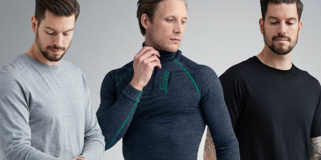 Merino Wool Clothing from Snickers