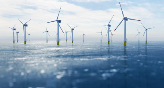 Climate Change Committee love Offshore Wind Farms