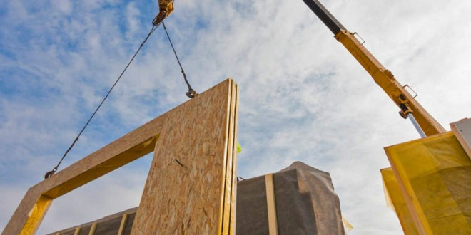15% Drop for Panelised Modular Building Systems