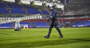 Dickies Tests New Range With Bolton Wanderers FC