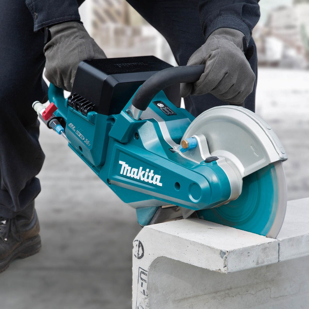 Makita Brushless Disc Cutter DCE090 1
