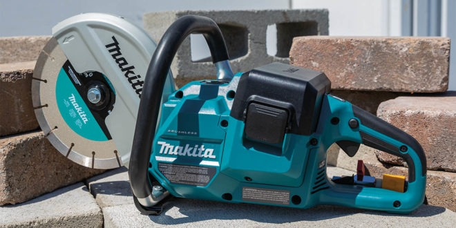 Makita Brushless Disc Cutter DCE090 3