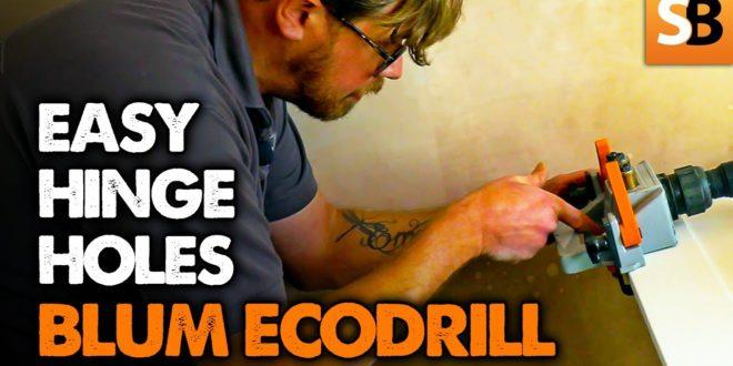 easy hinge holes with blum ecodrill m31 1000 jig youtube thumbnail