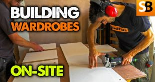 how to build quality wardrobes on site with domino youtube thumbnail