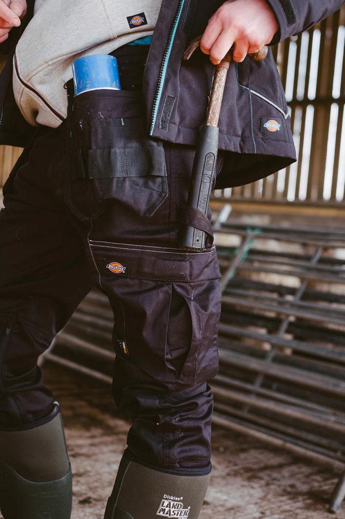 Dickies Womens Universal FLEX Trouser