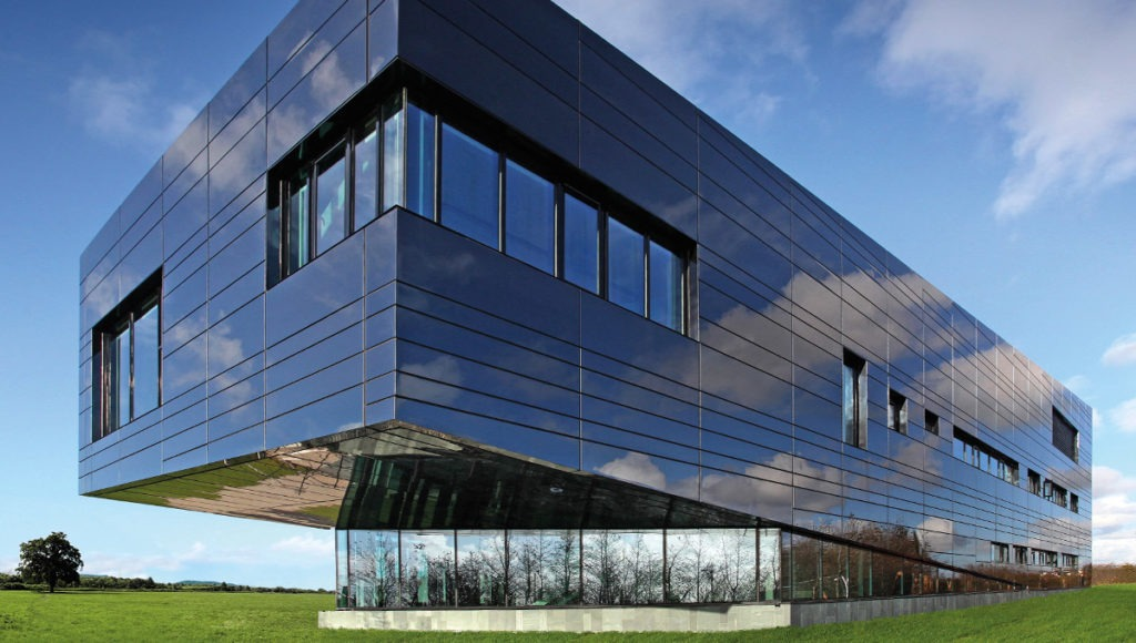Proteus - designer and manufacturer of rainscreen cladding systems