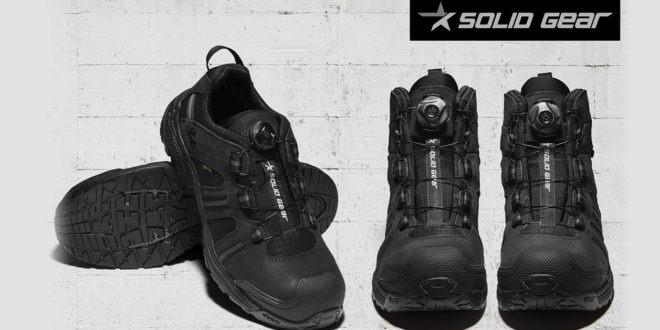 Solid Gear Safety Footwear Enforcer Marshal