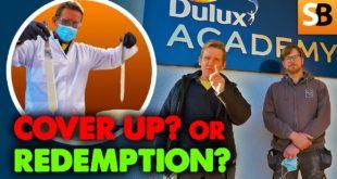 dulux dispute final showdown youtube thumbnail