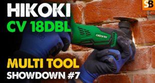 HiKOKI CV18DBL ~ Multi Tools #7