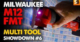 Milwaukee M12 Multi Tool ~ Multi Tools #6