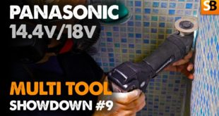 Panasonic EY46A5 14.4v/18v ~ Multi Tools #9