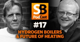 Podcast 017 - Hydrogen Boilers, Heat Pumps & The Future of Heating