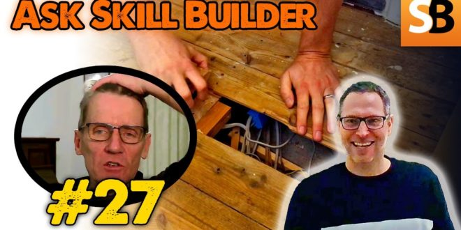 bouncing floor joist mystery solved youtube thumbnail