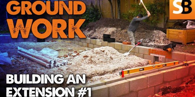 how to build an extension 1 ground work youtube thumbnail