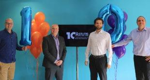 Astutis Celebrates 10 Years of Leadership and Learning