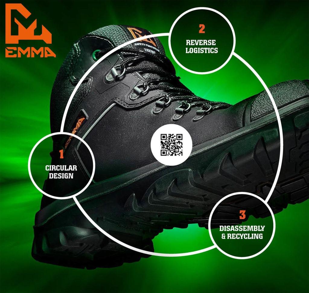 EMMA Safety Footwear