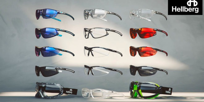 Hellberg Safety Launch New Safety Eyewear