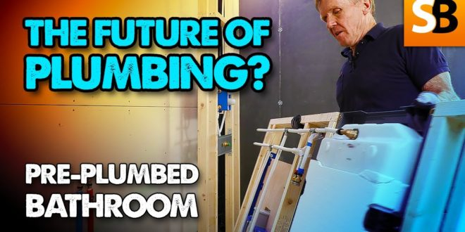 is this the future of plumbing youtube thumbnail