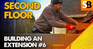Rain & Snow Delay Brickies ~ How To Build An Extension #6
