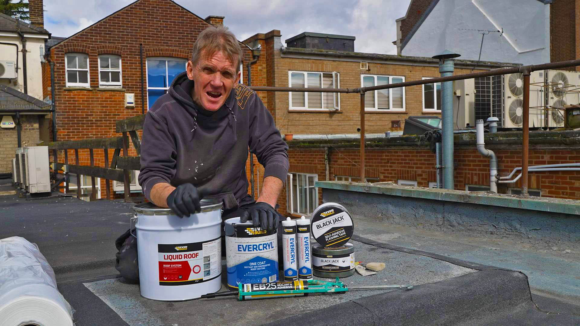 How to Repair a Flat Roof 2