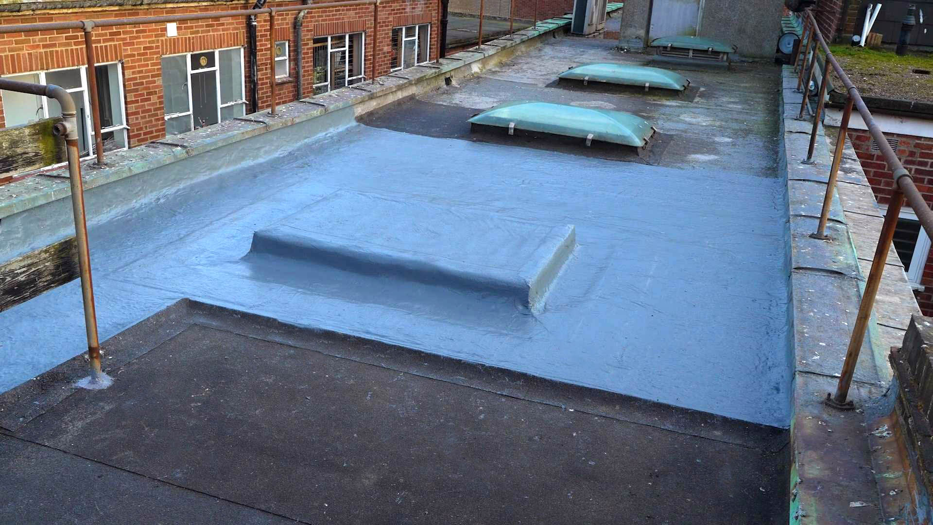 How to Repair a Flat Roof 4