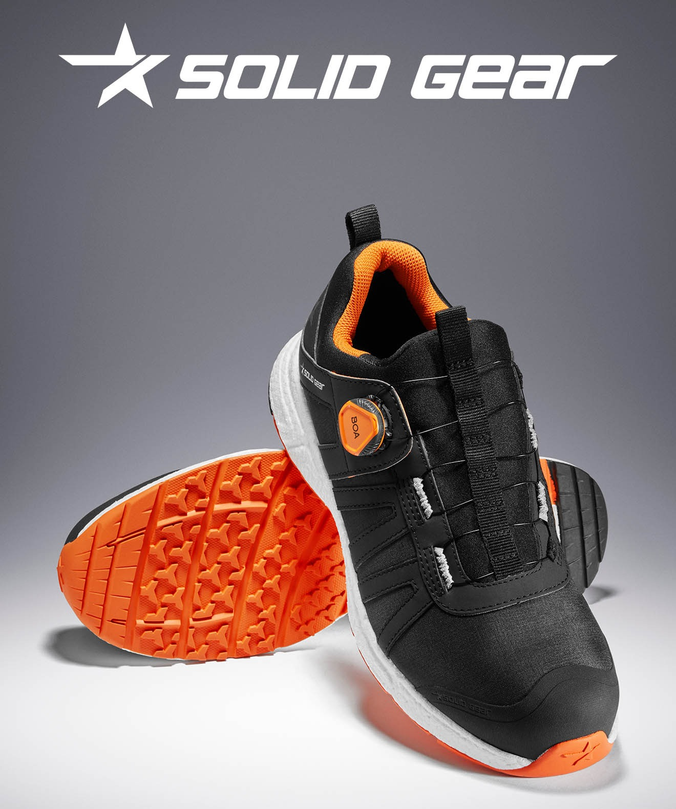 Solid Gear Safety Trainer