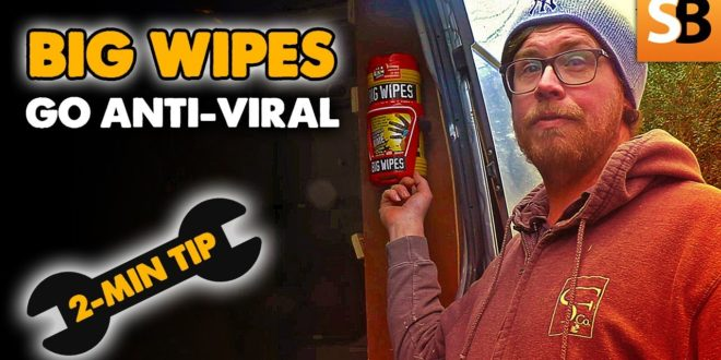 clean protected hands with big wipes 2 minute tip youtube thumbnail