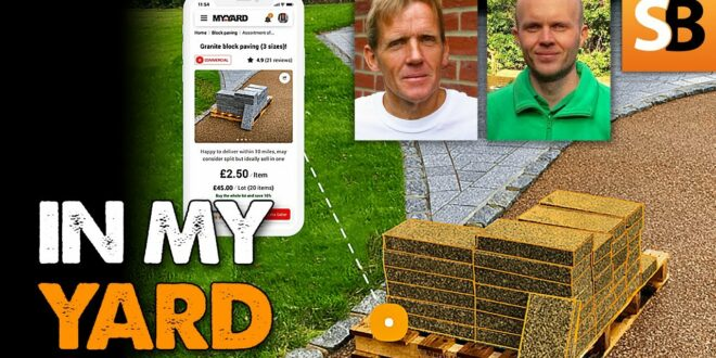 in my yard buy sell new used surplus stock youtube thumbnail