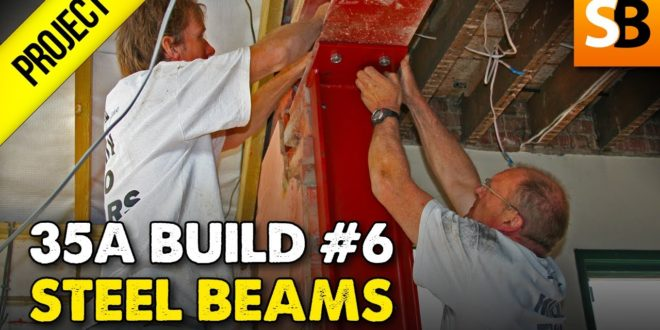 moving heavy steel beams 35a extension 6 youtube thumbnail