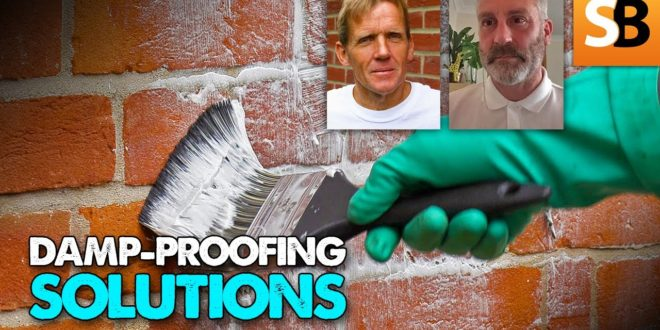 solutions for treating damp with damian wallis youtube thumbnail