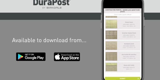 DuraPost App