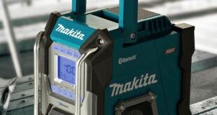 Claim a Free Makita XGT 40vMax Radio