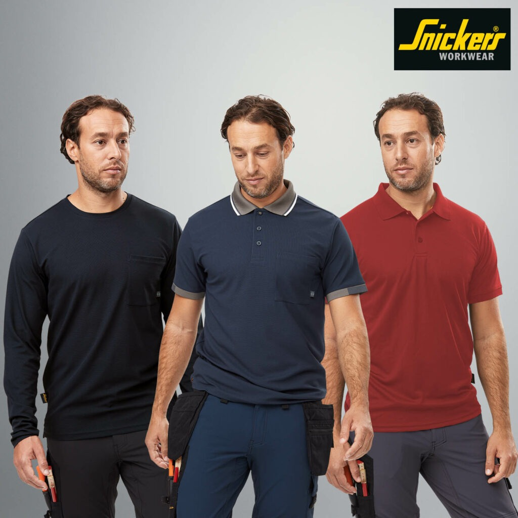 Snickers Workwear For Summer