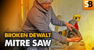 broken dewalt mitre saw another tale of woe youtube thumbnail