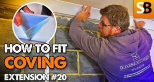 how to easily fit coving extension 20 youtube thumbnail