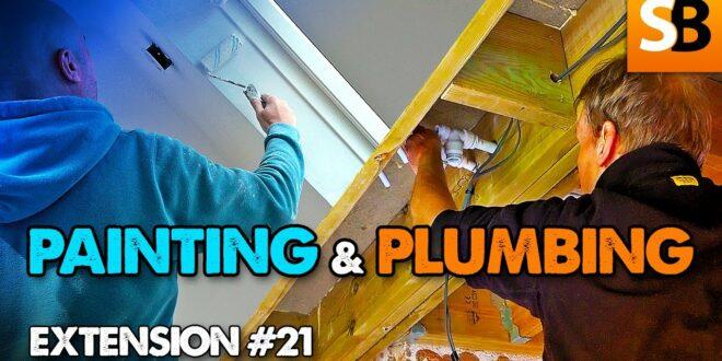 painting plumbing boring extension 21 youtube thumbnail