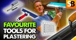 5 Plastering Tools I Use On Every Job