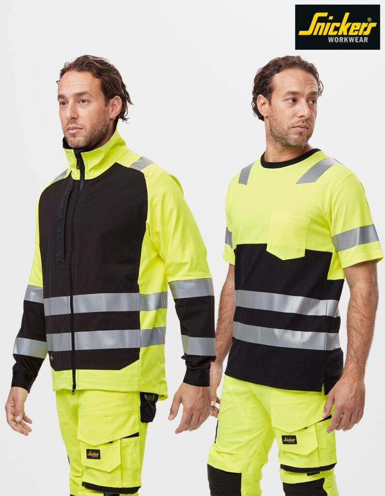 Snickers Workwear HiVis