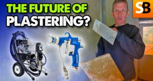 is this the future of plastering youtube thumbnail