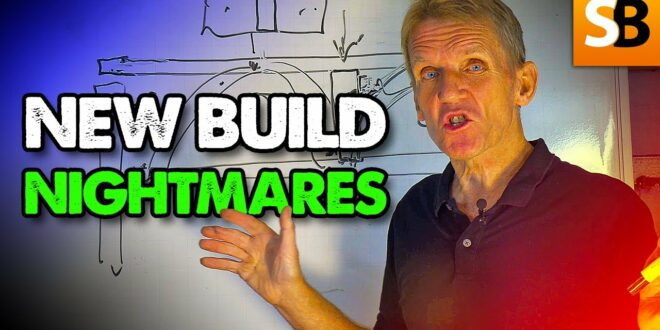 new build home nightmares that can be avoided youtube thumbnail