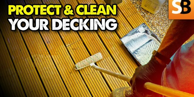 protect clean your decking with roxil youtube thumbnail
