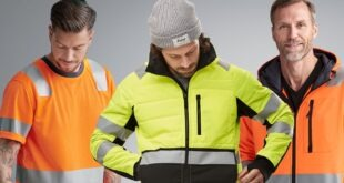 Combining Hi-Visibility and Sustainability for Wellbeing and Safety