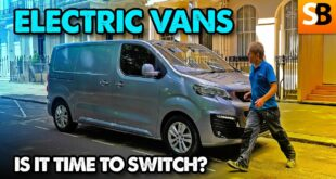 Is It Time To Switch To An Electric Van?  PEUGEOT e-Expert Test