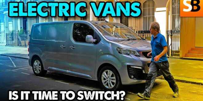 is it time to switch to an electric van e expert test youtube thumbnail